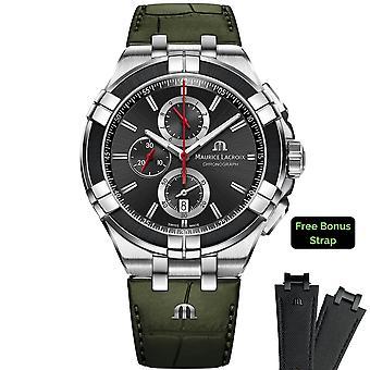 Maurice Lacroix Aikon Chronograph Men's Watch AI1018-PVB21-330-1