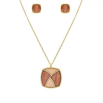 Edforce necklace and pendant 93-0916-S - Women's necklace and pendant