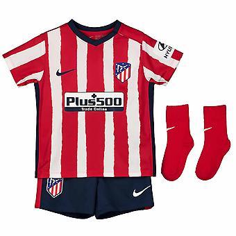 2020-2021 Atletico MadridKoti Nike Baby Kit