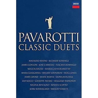 Pavarotti - Classic Duets [DVD] USA import