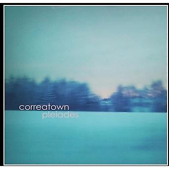 Correatown - Pleiades [CD] USA import