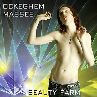 Ockeghem / Beauty Farm - Johannes Ockeghem: Masses [CD] USA import
