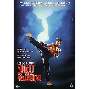 Noite de importação EUA guerreiro [DVD]