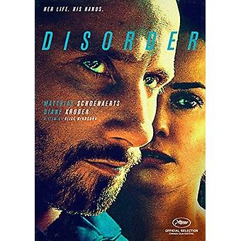 Disorder [DVD] USA import