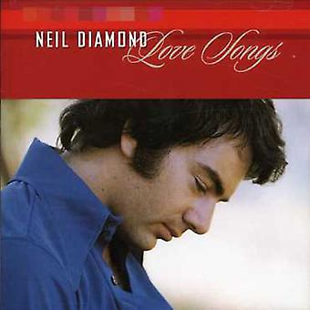 Neil Diamond - Love Songs [CD] USA import