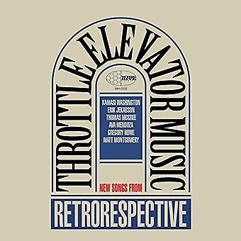 Throttle Elevator Music - Retrorespective [CD] USA import