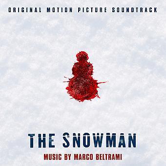 Beltrami*Marco - The Snowman - Original Soundtrack [CD] USA import
