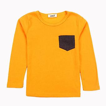 Long Sleeve Candy O-Neck Tee -Design 1 -Infant