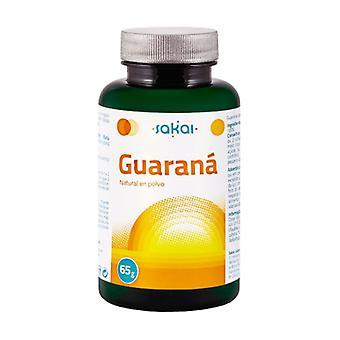 Poudre de guarana 60 g