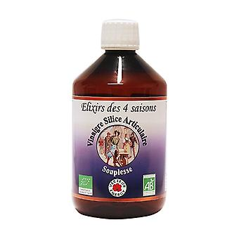 4 seasons vinegar, ORGANIC joint silica 500 ml