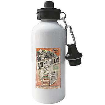 The Outer Worlds Anthrocillin Poster Aluminium Sports Water Bottle