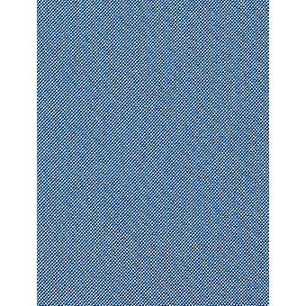 KNAPPET NED menn's Klassisk Passform Knapp-Krage Solid Ikke-Jern Kjole Skjorte (Ingen ...