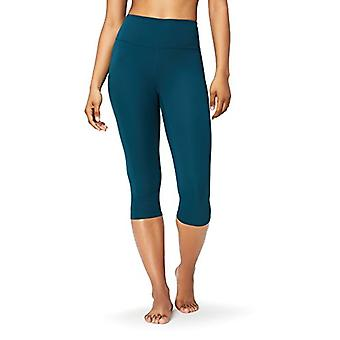 Brand - Core 10 Women's Spectrum Yoga High Waist Capri Legging - 19