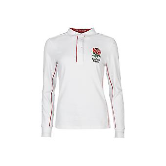 RFU Angleterre Rugby Longue Manche Jersey Dames