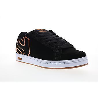 Etnies Kingpin 2 Mens Black Lace Up Skate Sneakers Shoes