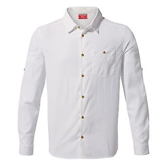 Craghoppers Mens NosiLife Nuoro Long Sleeved Shirt