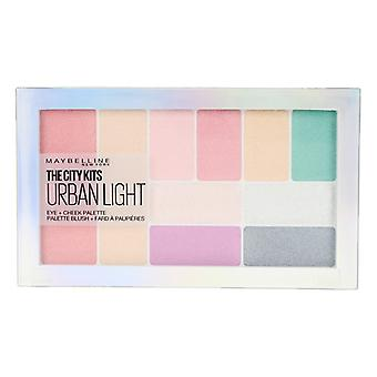 Eye Shadow Palette City Kits Urban Light Maybelline (12 g)