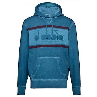 Diadora Blue Spectra hoodie