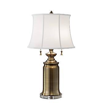 2 Lampa stołowa z lampą stołową, E27
