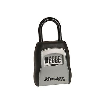Masterlock MLK5400E Portable Shackled Combination Key Safe