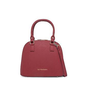 Trussardi -BRANDS - Bags - Handbags - 76BTS05_RED - Ladies - crimson