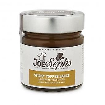 Joe&Sephs Sticky Toffee Sauce - Joe&Sephs Sticky Toffee Sauce