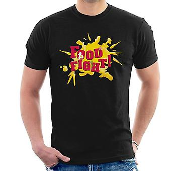 Animal House Food Fight Men's T-Shirt