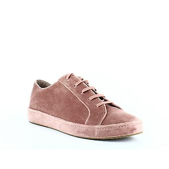 Joie | Daryl Velvet Lace-up Sneakers