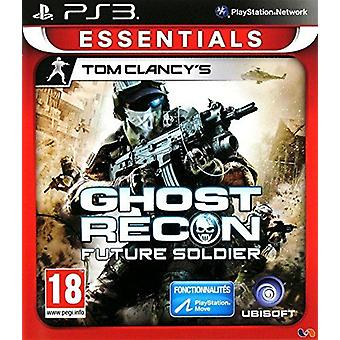 Ghost Recon Future Soldier Essentials PS3 Game