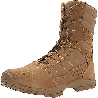 "Bates Men's Cobra 8"" Hot Weather Military and Tactical Boot, Coyote, 12 X-Wide"
