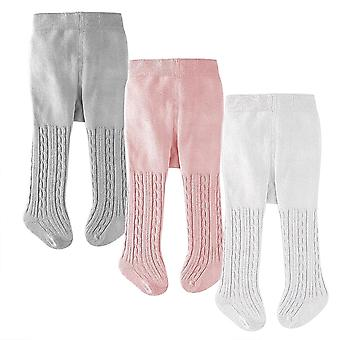 3-pack Baby Tights Stocking Soft Cotton / Boys, Pantyhose Baby Clothing