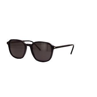 Saint Laurent SL 385 001 Black/Grey Sunglasses