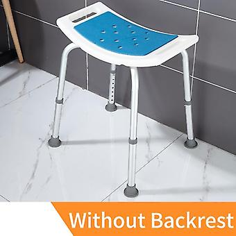 Shower Chairs For Elderly Disabled Safety Shower Seat -adjustable Height Non-slip Bathroom Shower