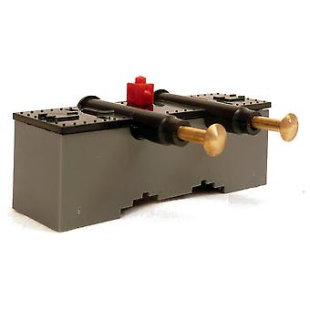 Hornby R394 hydraulisk Buffer stoppe 00 Gauge