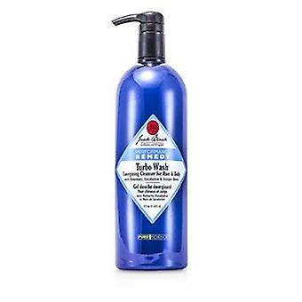 Turbo Wash Energizing Cleanser For Hair & Body 975ml or 33oz