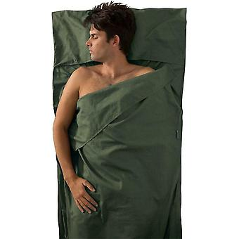 Sea to Summit Premium Cotton Travel Liner - Traveller with Pillow Insert