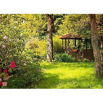 Fondo de pantalla Mural Magic Garden