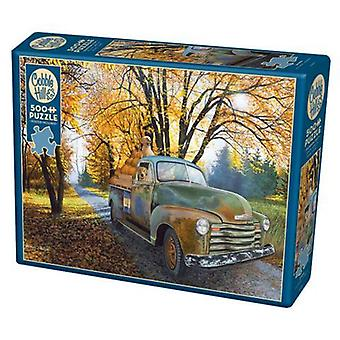 Cobble hill puzzle - joyride - 1000 pc
