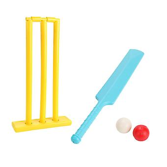 Kids Cricket Educational, Leisure Cricket Balls Playing Set- Development,