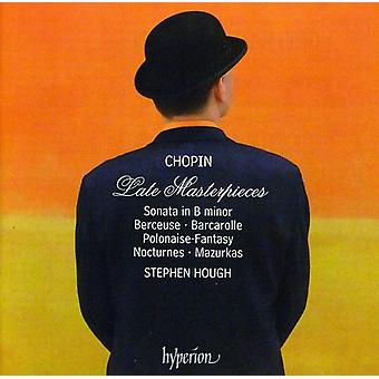 F. Chopin - Chopin: Late Masterpieces [CD] USA import