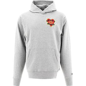 Billionaire B20429heathergrey Men's Grey Cotton Sweatshirt