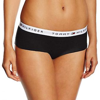 Tommy Hilfiger Iconic Cotton Shorty Brief, Black, X-Large