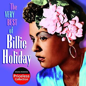 Billie Holiday - Very Best of Billie Holiday [CD] USA import