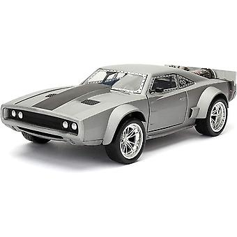 F&F Dom's Ice Charger 1:24 Scale Hollywood Ride