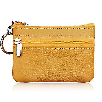 Fashion Leather Women Wallet Clutch Zip Female Short Small Coin Purse Flambant neuf