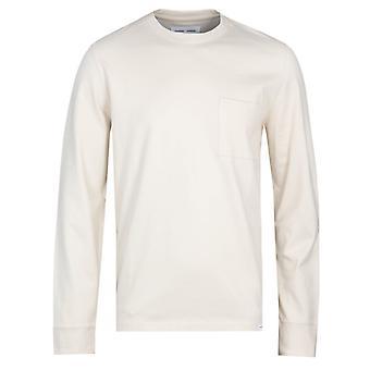 Samsoe & Samsoe Arrie 11567 Long Sleeve Grey T-Shirt