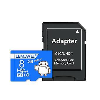 Carte Tf 64 Go Classe 10 Carte Mémoire étanche 32 Go Mini Card pour tablette téléphone PC
