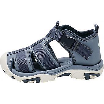 HUMMEL Vattentät Sandal Blå Grå