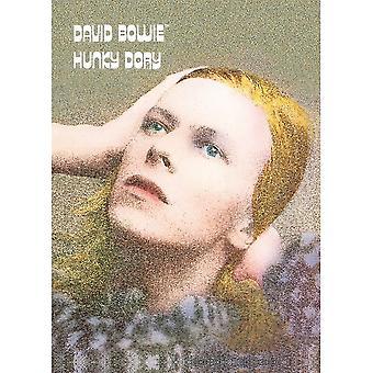 David Bowie Hunky Dory Postkort