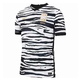 2020-2021 Südkorea Weg Nike Fußball Shirt